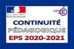 Continuité pédagogique EPS 2020-2021