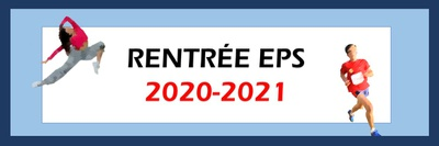EPS Rentrée 2020