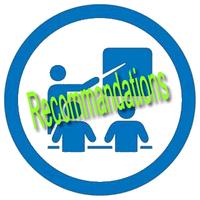 Recommandations péda. 2007-2013