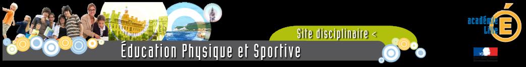 Site Education Physique et Sportive