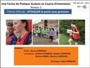 Course d'Orientation Niv2 GPF-EPS (vidéo)