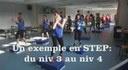 CP5 STEP cycle niveau 3 (Vidéo)
