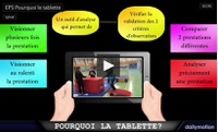 Clip Vidéo TraAM Pourquoi le Tablette