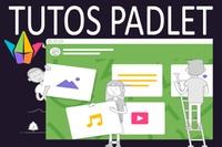 Tutos de présentation de Padlet