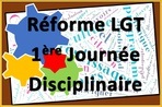 1ère Journée disciplinaire LGT