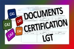 Documents Certification LGT