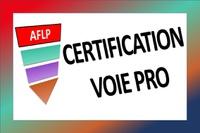 Certification LP LPO session 2021